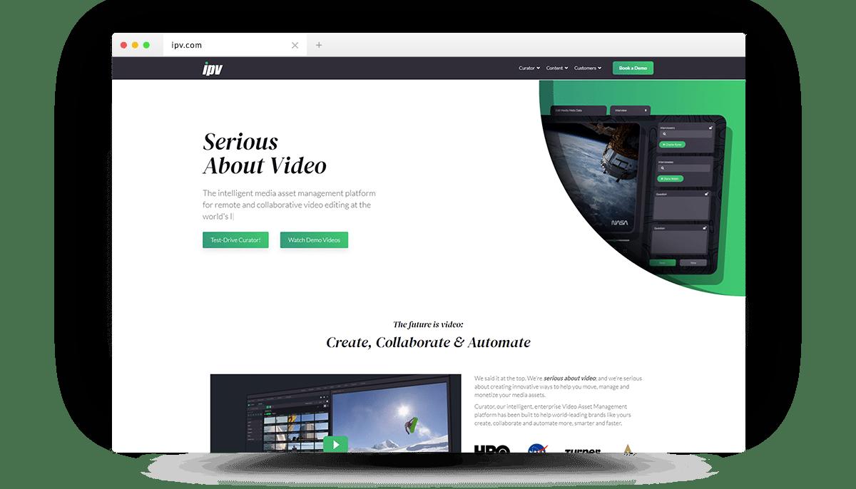 IPV-Homepage